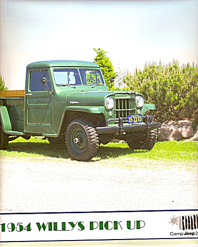 1954 Willys pick up picture (Image1)
