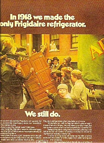 GM Frigidaire Refrigerator AD 1972 (Image1)