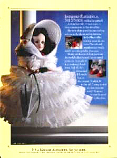 Madame Alexander Scarlett O'Hara Doll AD (Image1)