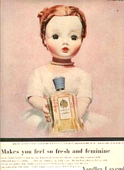 Madame Alexander CISSY AD Lavender (Image1)