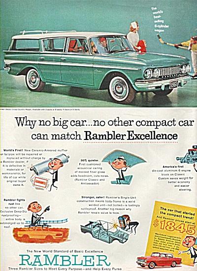 Rambler auto ad 1961 (Image1)