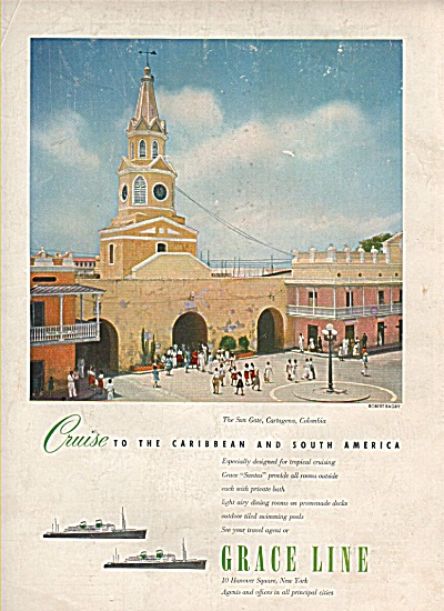 Grace Line ad 1950 (Image1)