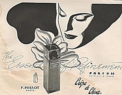 CREPE DE CHINE PARFUM AD 1937 (Image1)