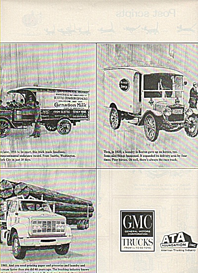 GMC trucks ad (Image1)