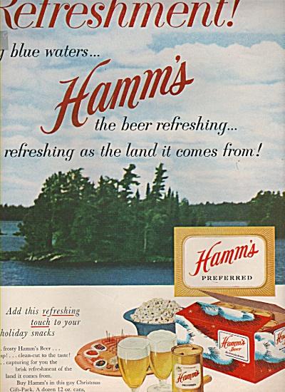 Hamm's Beer ad 1970 (Image1)