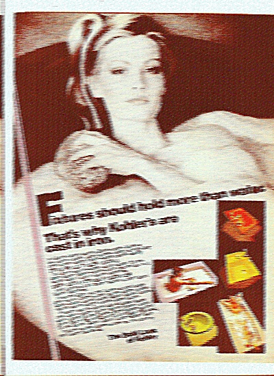 The bold look of Kohler ad 1978 LADY IN BATH (Image1)