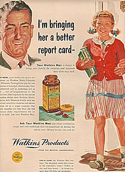 Watkins products ad 1953 (Image1)