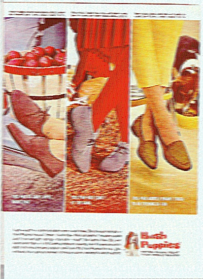 Hugh puppies shoes ad 1978 (Image1)