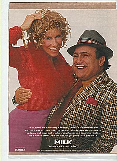 Danny Devito Rhea Perlman Matilda Got Milk Ad (Image1)