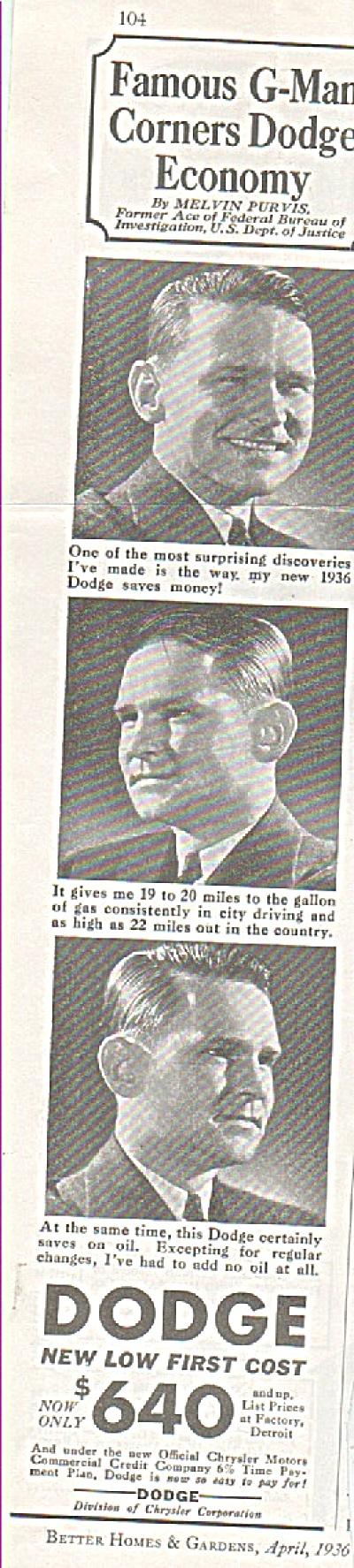 Dodge Auto ad 1936 (Image1)