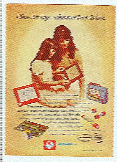 Ohio Art Company ad 1978 (Image1)