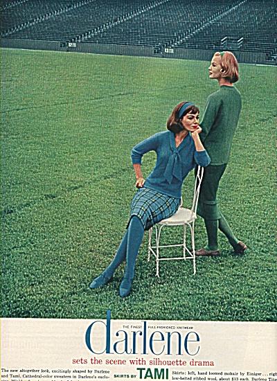 Darlene knitwear ad 1958 (Image1)