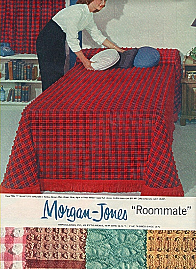Morgan-Jones bed spreads ad 1958 (Image1)