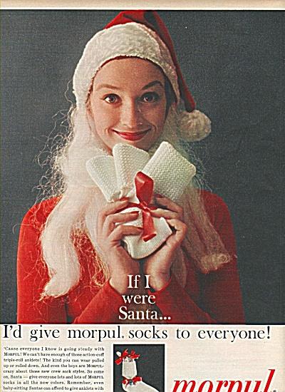 Morpul socks ad 1958 (Image1)