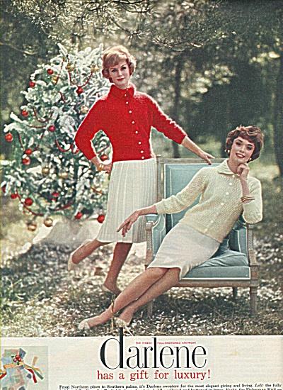 Darlene sweaters ad 1958 (Image1)
