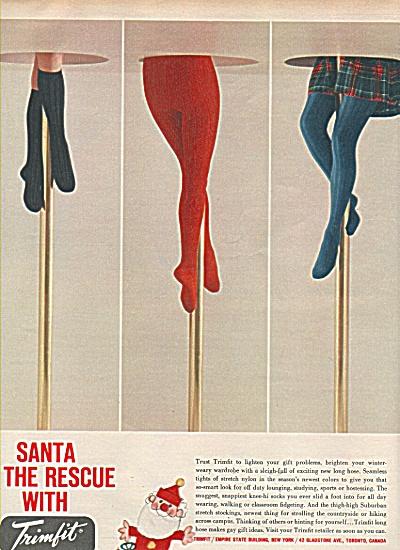 Trimfit hose ad 1958 (Image1)