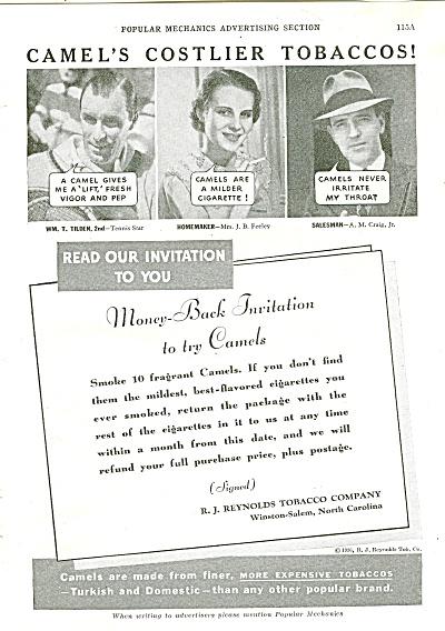 R. J. Reynolds tobacco company - 1936 (Image1)