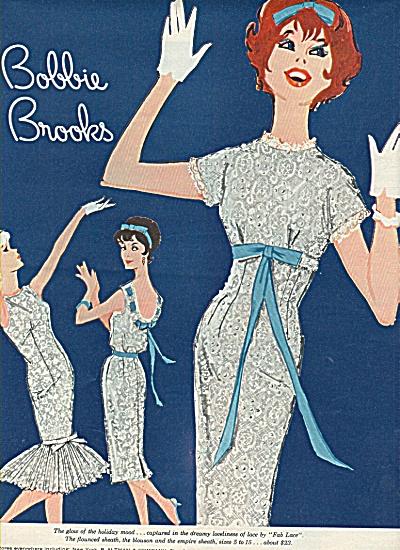 Bobbie Brooks ad  1958 (Image1)