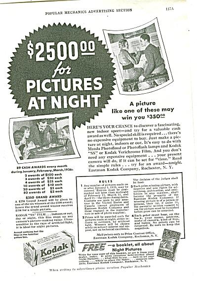 Kodak film ad 1936 (Image1)