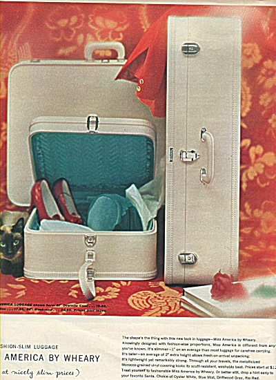 Wheary luggage ad 1958 (Image1)