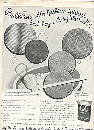 Ivory Flakes ad 1936 (Image1)