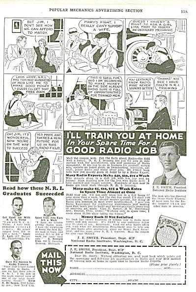 National Radio Institute ad 1934 (Image1)