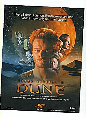 SCi fi masterpiece premiere: DUNE  . (Image1)