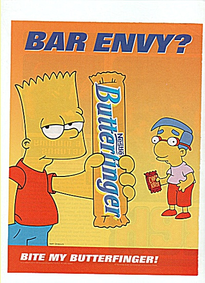 Nestle's Butterfinger bar ad (Image1)
