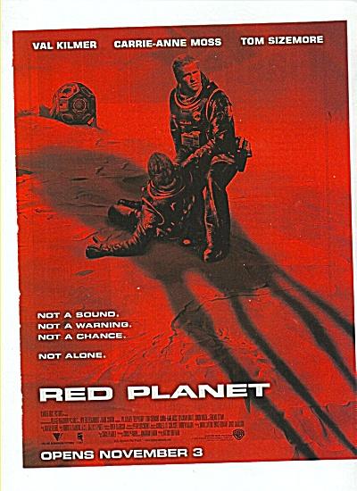 Movie:  ERED PLANET -- VAL KILMER  2000 (Image1)
