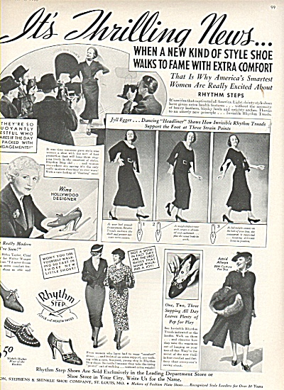 Rhythm step shoes ad 1936 (Image1)