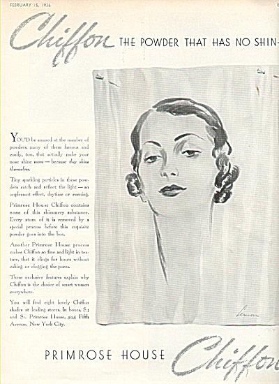 Primrose House Chiffon ad 1936 (Image1)