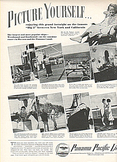 Panama Pacific Line ad 1936 (Image1)