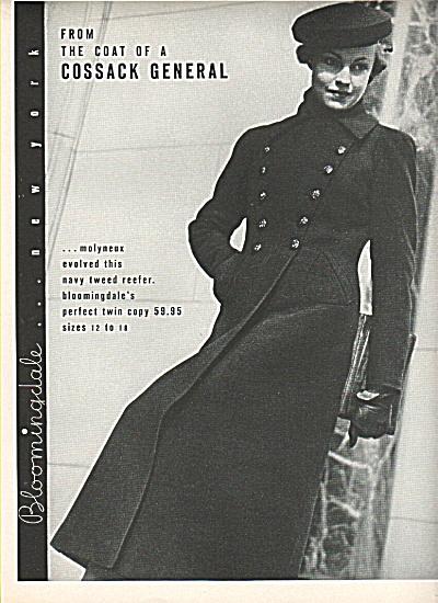 Bloomingdale of New York ad 1936 (Image1)