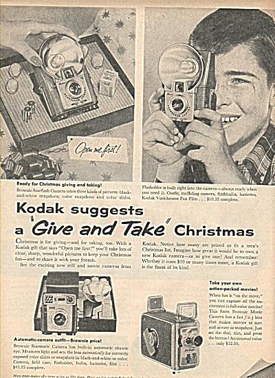 Eastman Kodak Company ad 1959 (Image1)