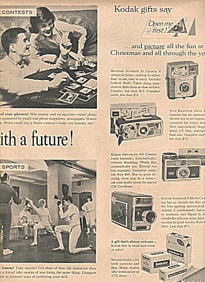 Eastman Kodak ad 1963 (Image1)