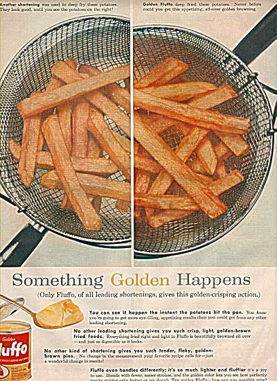 Fluffo shortening ad 1947 (Image1)