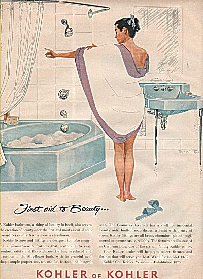 Kohler of Kohler ad 1957 (Image1)
