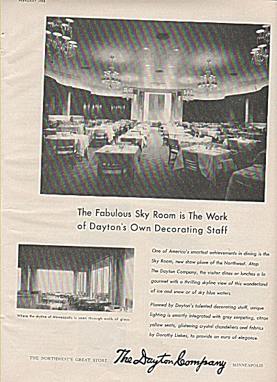 The Dayton Company store ad 1948 (Image1)