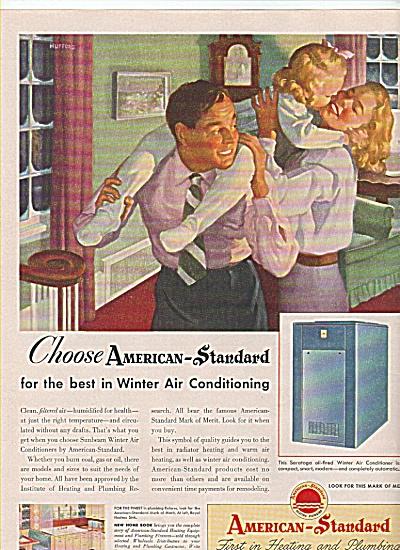 American-Standard heating andplumbing ad 1948 (Image1)