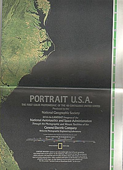 Portrait U. S.A. Maps ad 1976 (Image1)