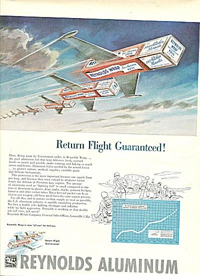 Reynolds Aluminum ad 1951 (Image1)