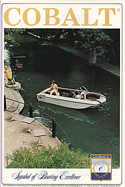 Cobalt boats ad 1975 (Image1)