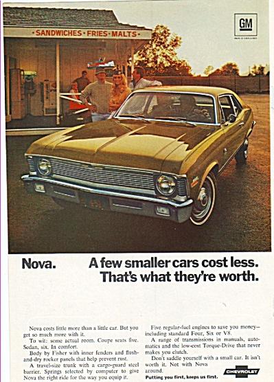 Chevrolet Nova ad 1970 (Image1)