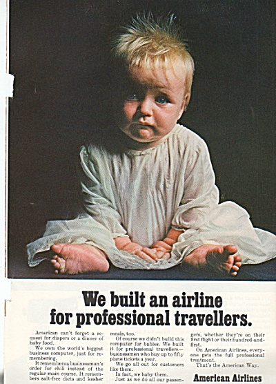 American Airlines ad  1968 (Image1)
