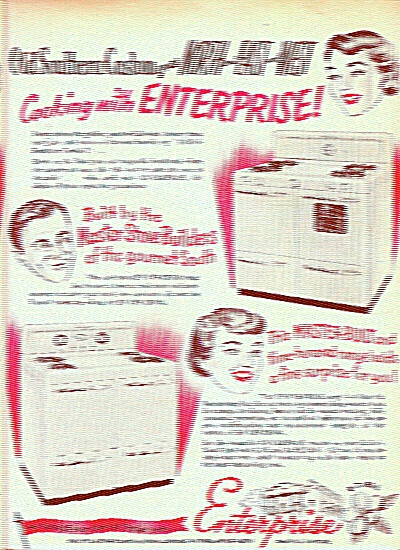 Enterprise master stove builders ad 1951 (Image1)