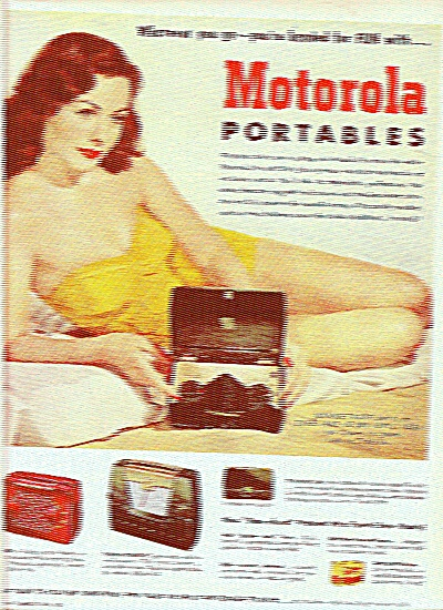 Motorola portables ad 1951 (Image1)