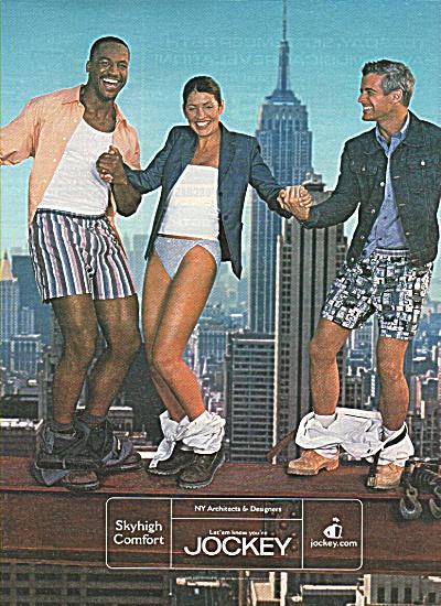 Jockey shorts ad 2000 (Image1)