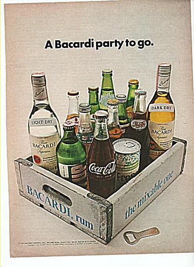 Bacardi rum ad 1972 (Image1)