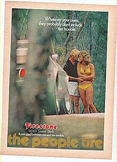 Firestone 500 steel belt tires ad 1972 (Image1)