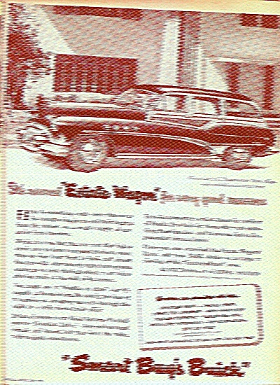 Buick automobile ad 1951 (Image1)